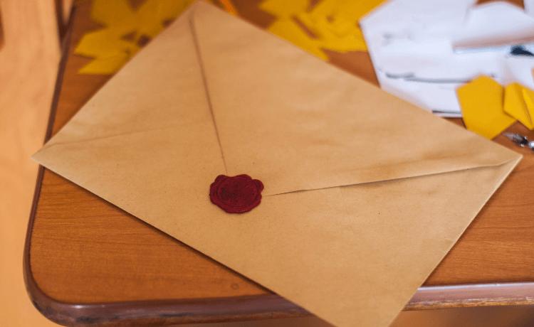 手紙の効果やメリットとは?