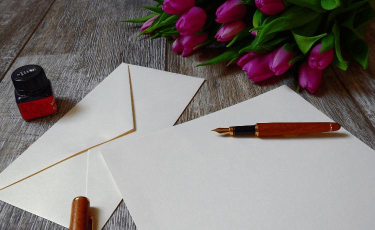 心に響くお礼の手紙の書き方とは?