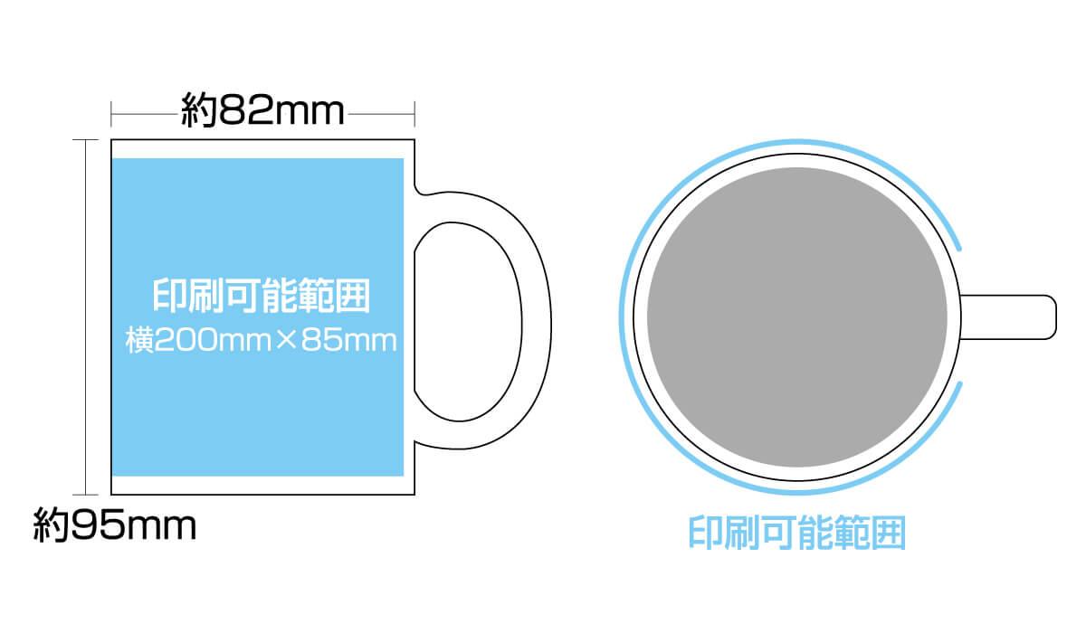 マグカップのオリジナル印刷